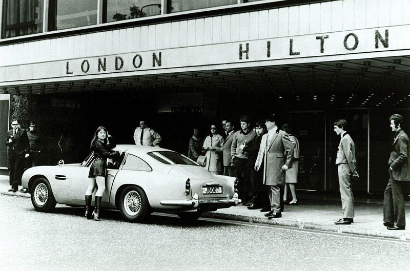 Aston Martin DB5 po Jamesi Bondovi prodán: - fotka 26
