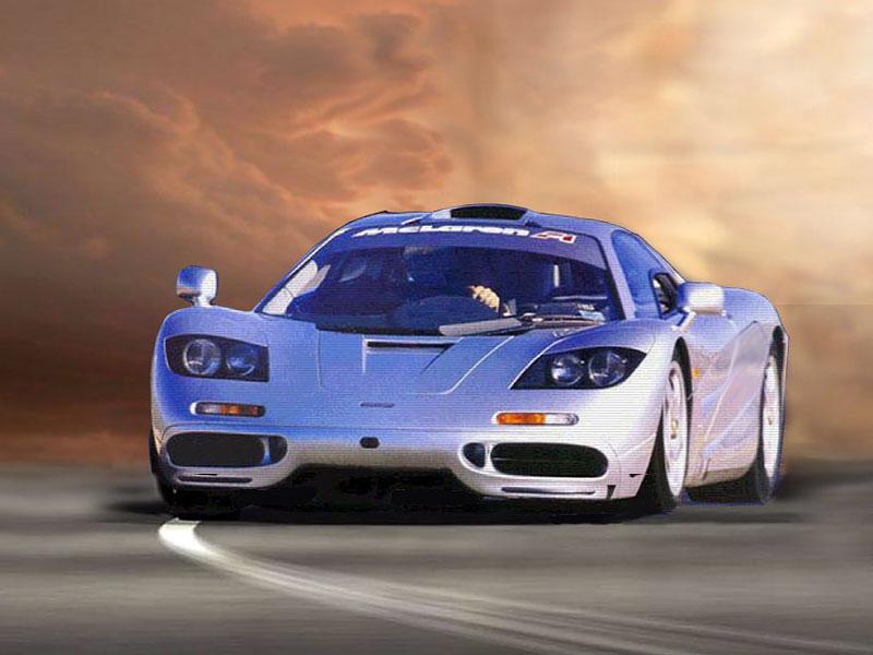 Pod lupou: McLaren F1, legendární král: - fotka 27