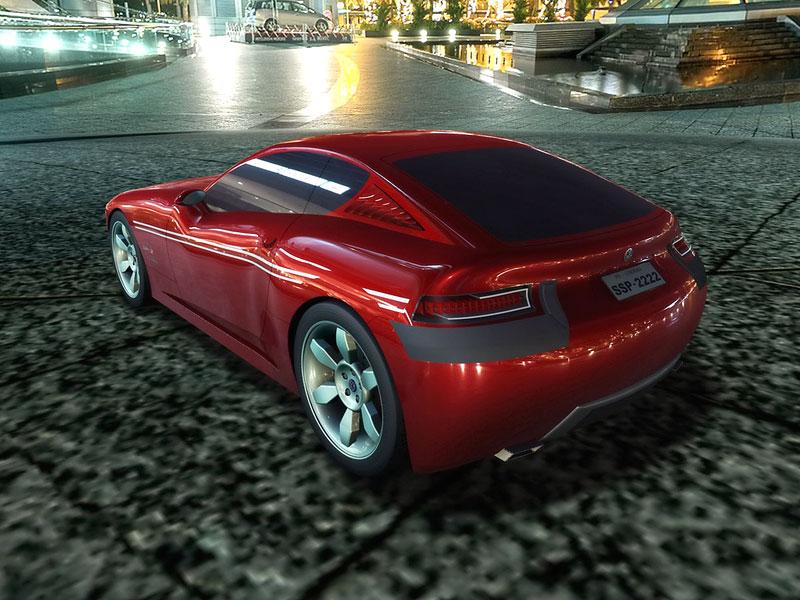VW SP-2 Concept: Scirocco by mohlo mít sourozence: - fotka 21