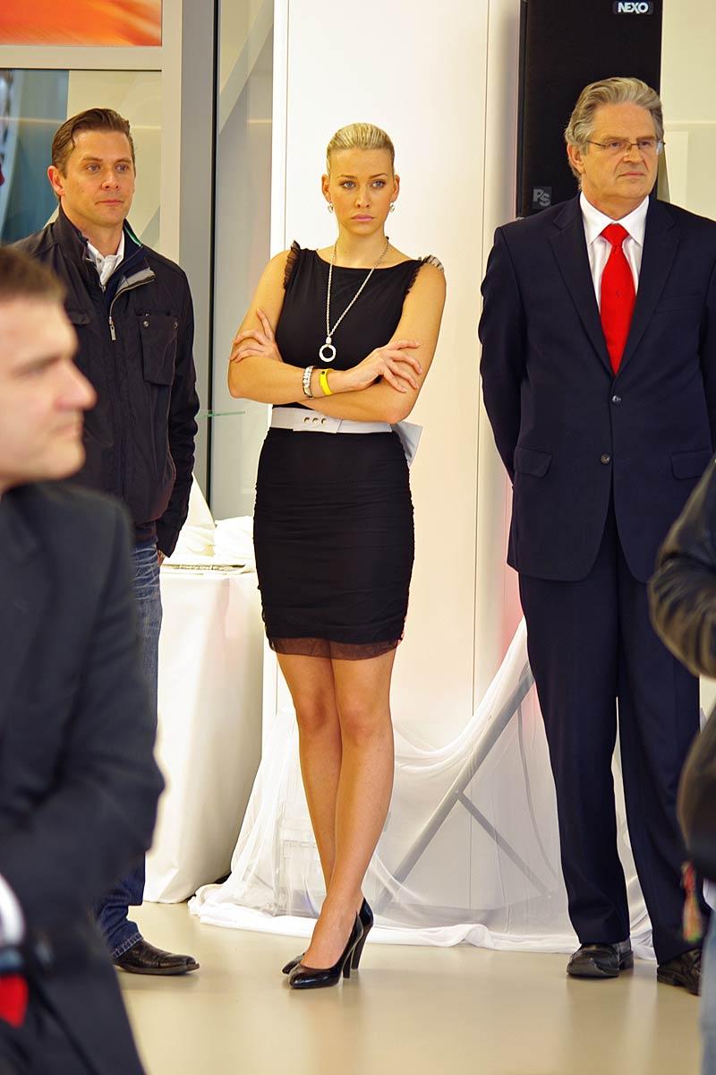 Felipe Massa otevřel v Praze showroom Ferrari: - fotka 46