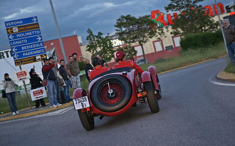 Reportáž: Mille Miglia 2010: - fotka 45
