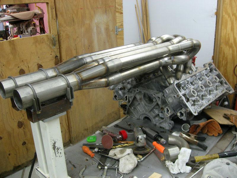 Harmon Splinter: 600koňový špalek: - fotka 46