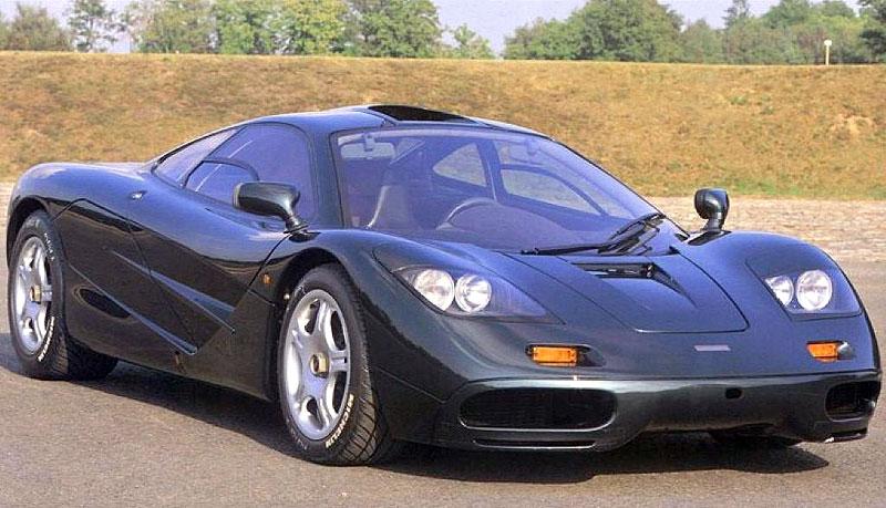 Pod lupou: McLaren F1, legendární král: - fotka 28