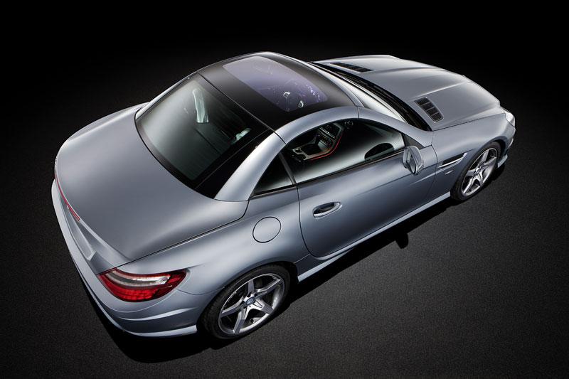 Mercedes-Benz SLK v akci: oficiální videa: - fotka 32