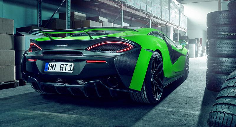 Novitec elegantně přiostřil McLaren 570GT: - fotka 10