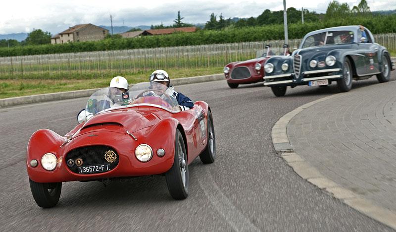 Reportáž: Mille Miglia 2010: - fotka 48