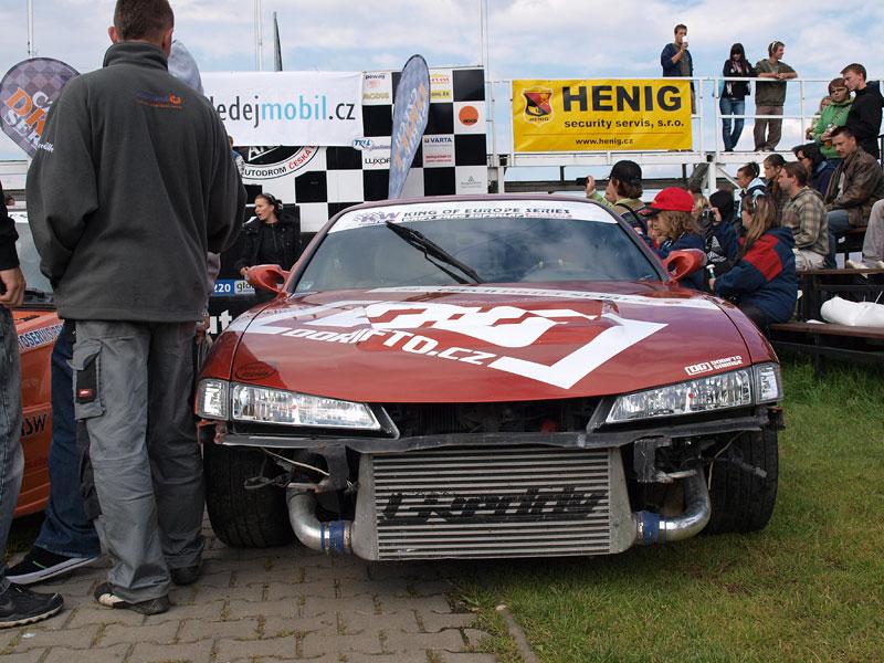 Czech Drift Series 2010 Sosnová: fotogalerie ze závěrečného závodu: - fotka 48
