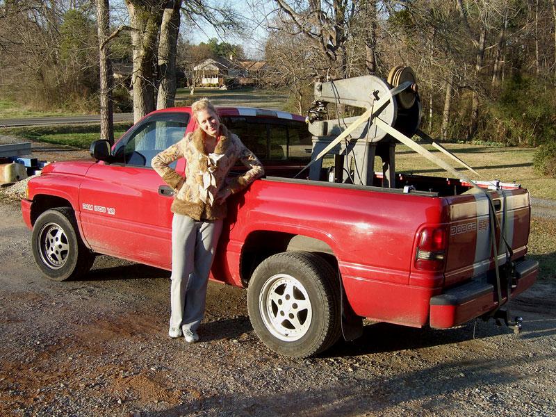 Harmon Splinter: 600koňový špalek: - fotka 49