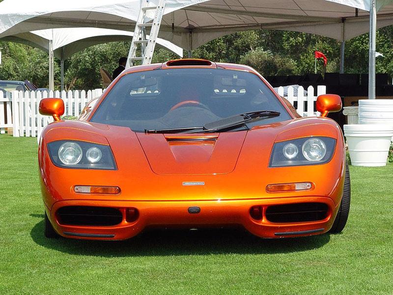 Pod lupou: McLaren F1, legendární král: - fotka 31