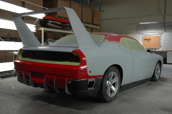 HPP Dodge Challenger Daytona Concept: - fotka 34