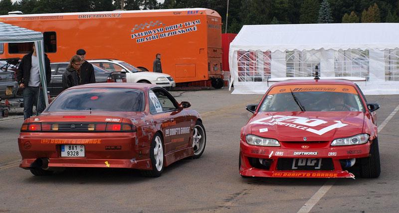 Czech Drift Series 2010 Sosnová: fotogalerie ze závěrečného závodu: - fotka 49