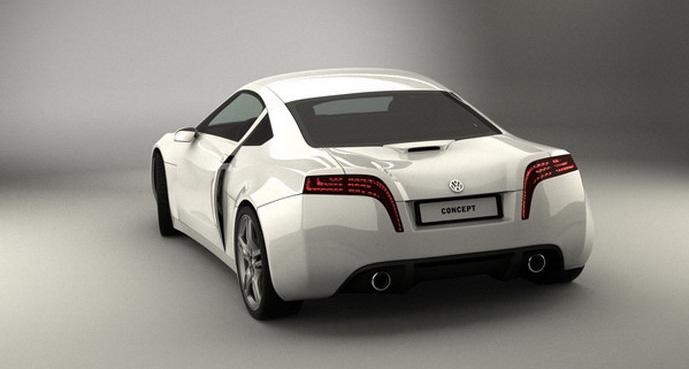 Volkswagen Concept Sports Car: kreace co přijíždí až z Kyrgyzstánu: - fotka 29
