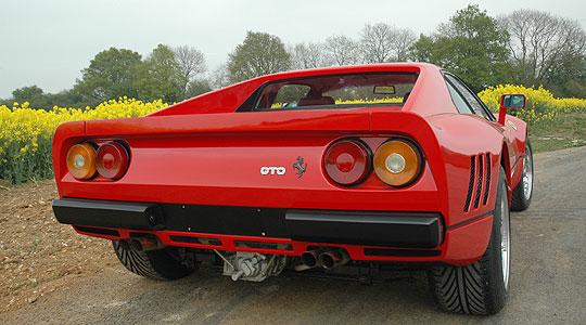 Pod lupou: Ferrari 288 GTO – Podruhé a naposled: - fotka 60