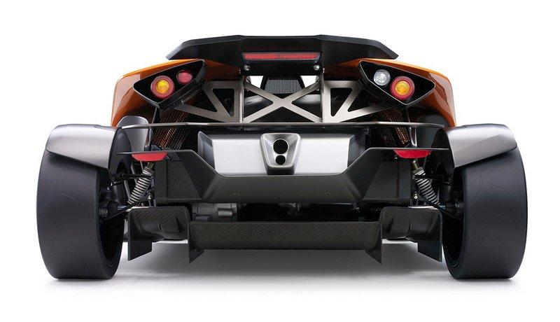 Ženeva živě: KTM X-Bow Dallara: - fotka 29