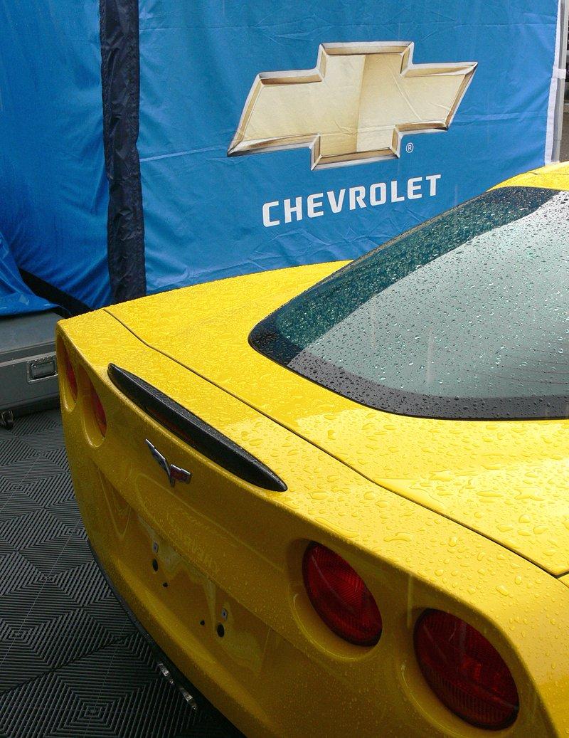 Reportáž: S Chevroletem na WTCC ve Valencii: - fotka 45