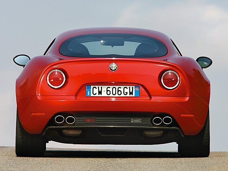 Pod lupou: Alfa Romeo 8C – včera a dnes: - fotka 62