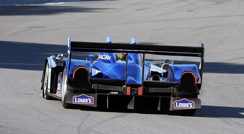 Acura ARX01 míří do Le Mans: - fotka 14