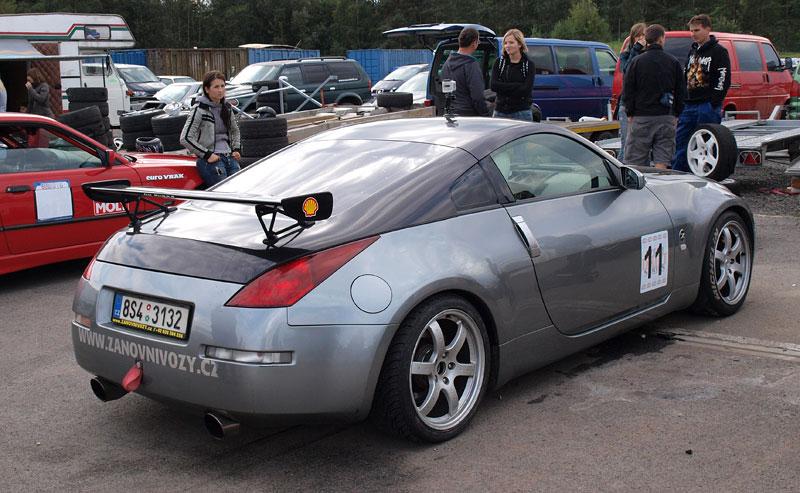 Czech Drift Series 2010 Sosnová: fotogalerie ze závěrečného závodu: - fotka 50
