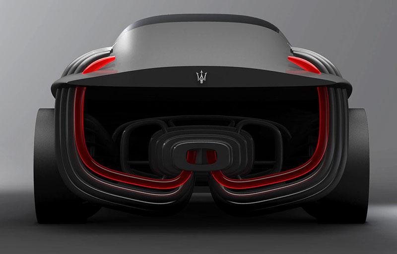 Maserati Quattroporte 2030: retro forever: - fotka 6