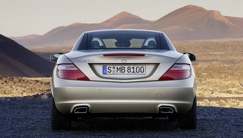 Mercedes-Benz SLK v akci: oficiální videa: - fotka 33