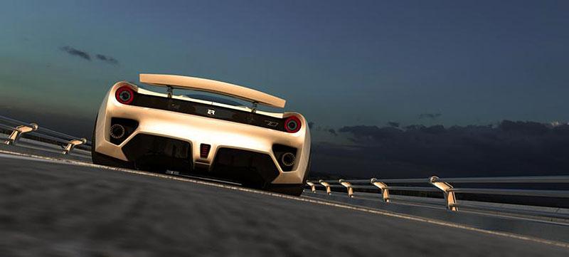 Exotic Rides W70: Nový supersport z Floridy: - fotka 17