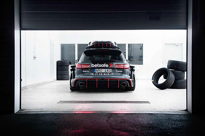 Jon Olsson má 950koňové Audi RS 6 DTM: - fotka 5