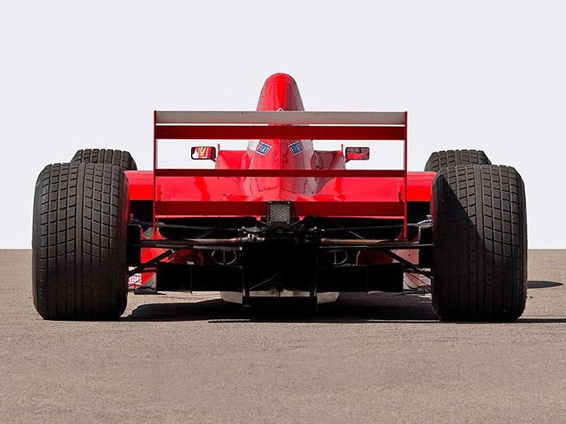 Formule 1 po Schumacherovi je k mání za 18 milionů korun: - fotka 7