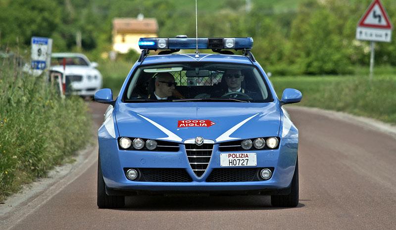 Reportáž: Mille Miglia 2010: - fotka 51