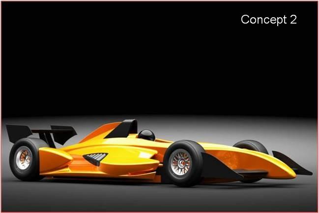 Dallara je dodavatelem nového vozu pro IndyCar 2012: - fotka 8