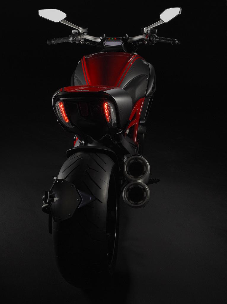 Oficiální představení Ducati Diavel: - fotka 37