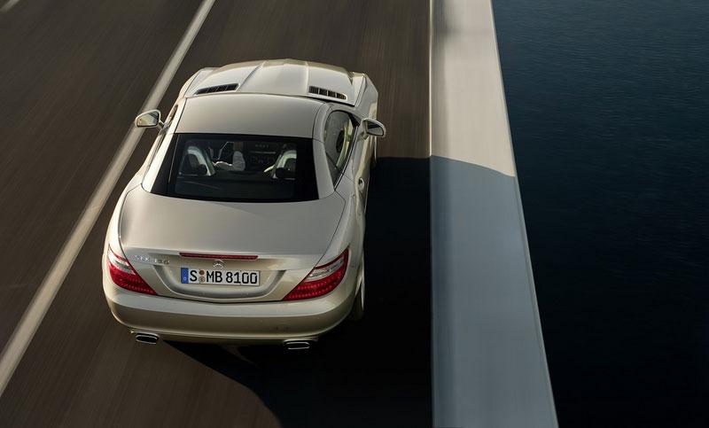 Mercedes-Benz SLK v akci: oficiální videa: - fotka 34