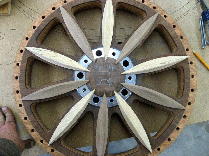 Harmon Splinter: 600koňový špalek: - fotka 52