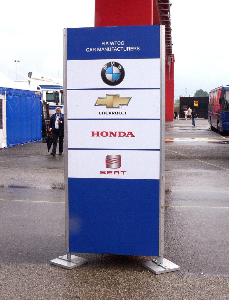 Reportáž: S Chevroletem na WTCC ve Valencii: - fotka 47