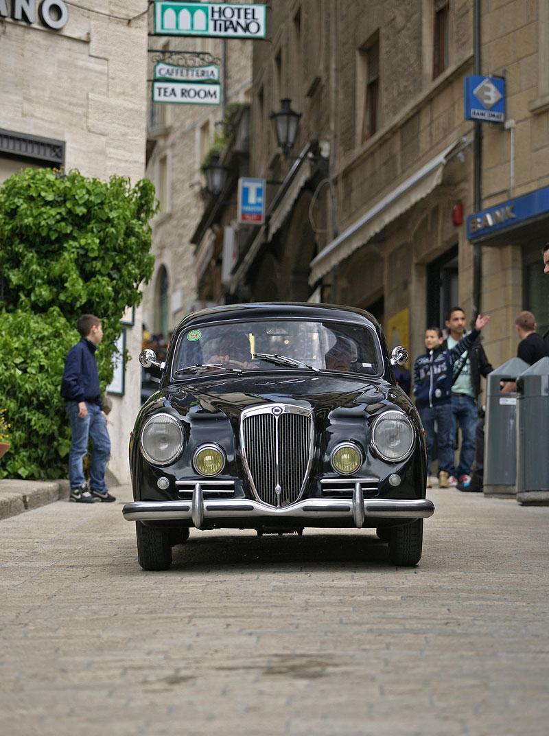 Reportáž: Mille Miglia 2010: - fotka 52