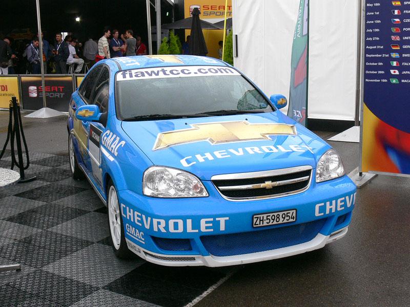 Reportáž: S Chevroletem na WTCC ve Valencii: - fotka 48