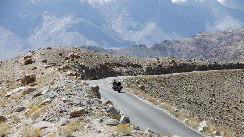 Royal Enfield Himalayan: Terénní revoluce z Čennaí: - fotka 26