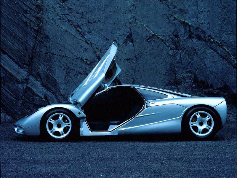 Pod lupou: McLaren F1, legendární král: - fotka 34