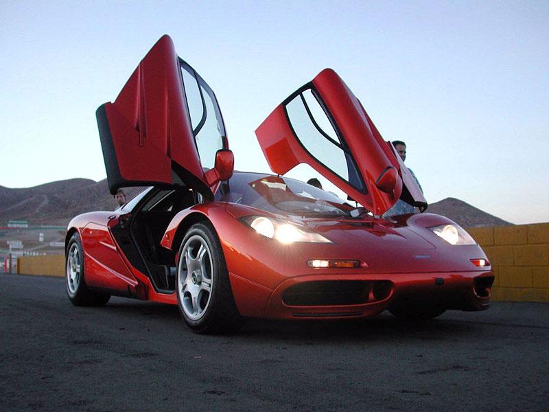 Pod lupou: McLaren F1, legendární král: - fotka 35