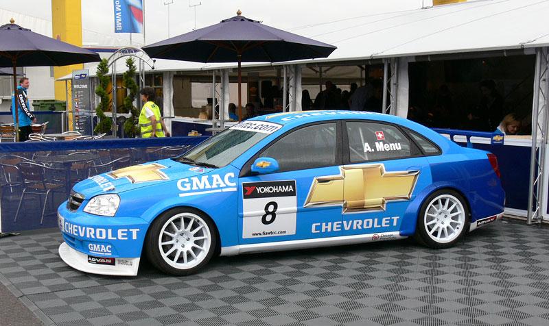 Reportáž: S Chevroletem na WTCC ve Valencii: - fotka 50