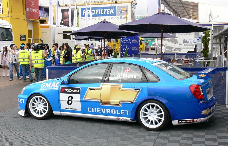 Reportáž: S Chevroletem na WTCC ve Valencii: - fotka 51