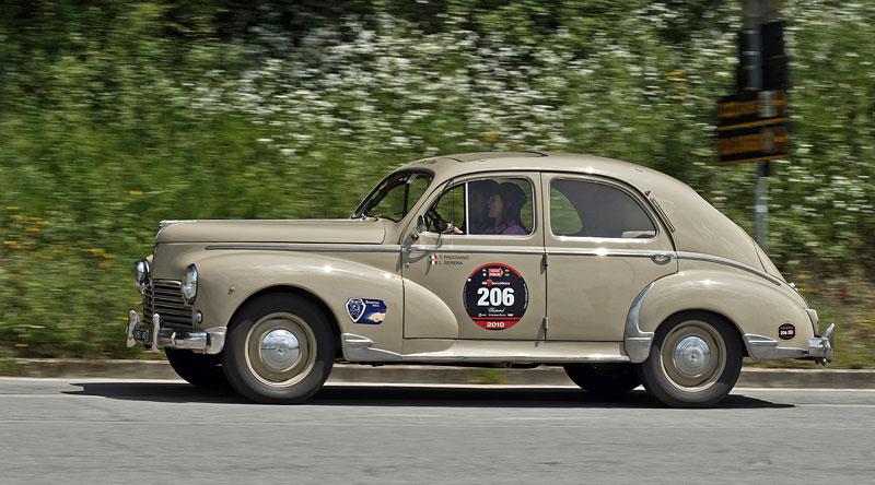 Reportáž: Mille Miglia 2010: - fotka 57