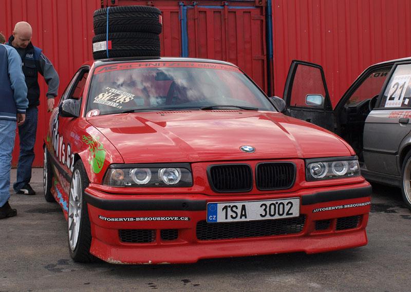 Czech Drift Series 2010 Sosnová: fotogalerie ze závěrečného závodu: - fotka 58