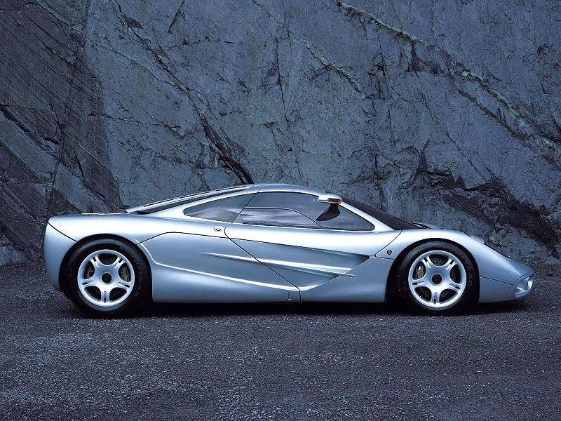 Pod lupou: McLaren F1, legendární král: - fotka 38
