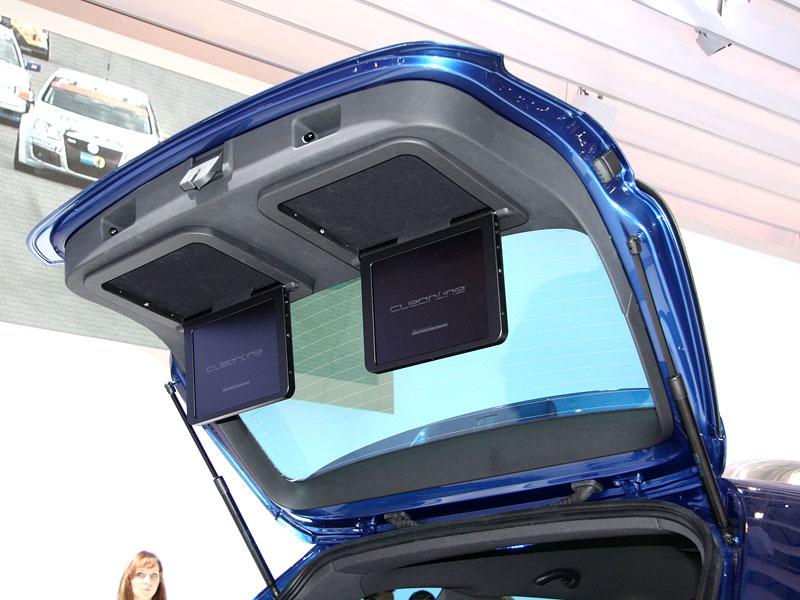 Essen 2007: Volkswagen Golf Variant RaVe 270: - fotka 19