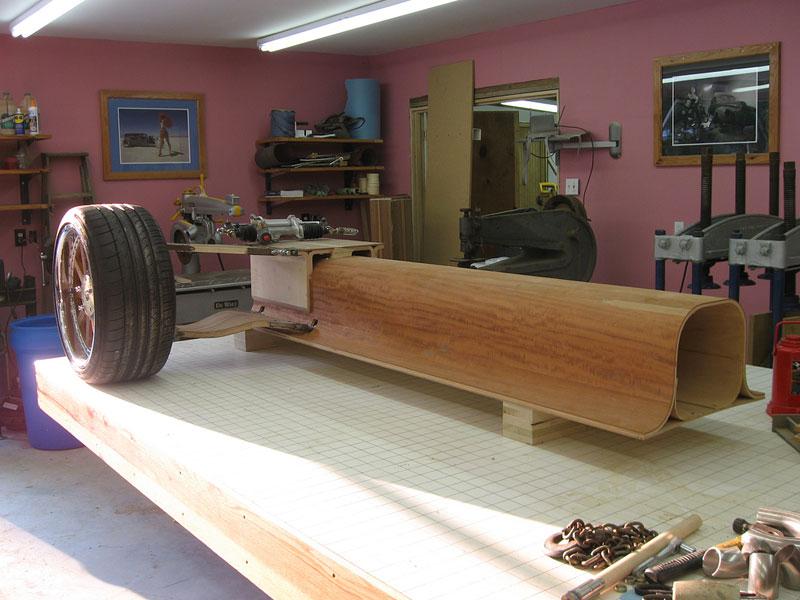 Harmon Splinter: 600koňový špalek: - fotka 61