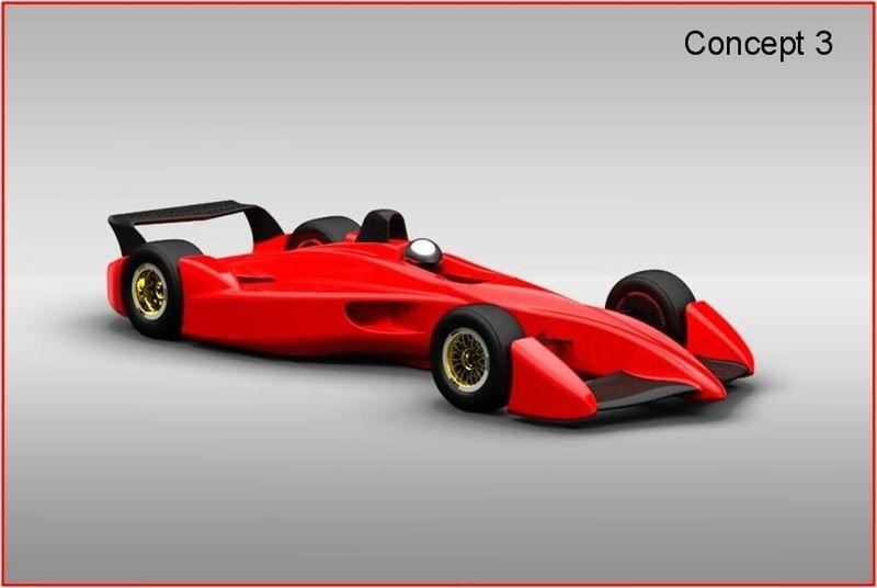 Dallara je dodavatelem nového vozu pro IndyCar 2012: - fotka 11
