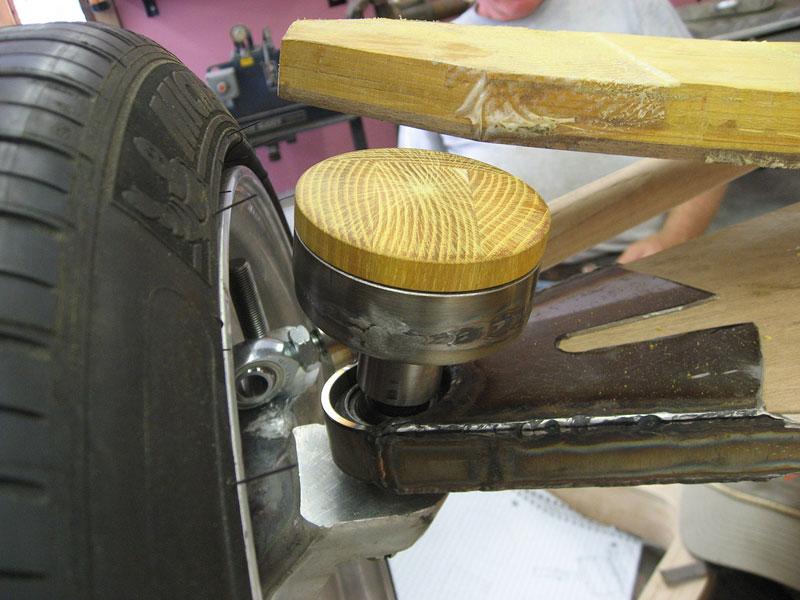 Harmon Splinter: 600koňový špalek: - fotka 66