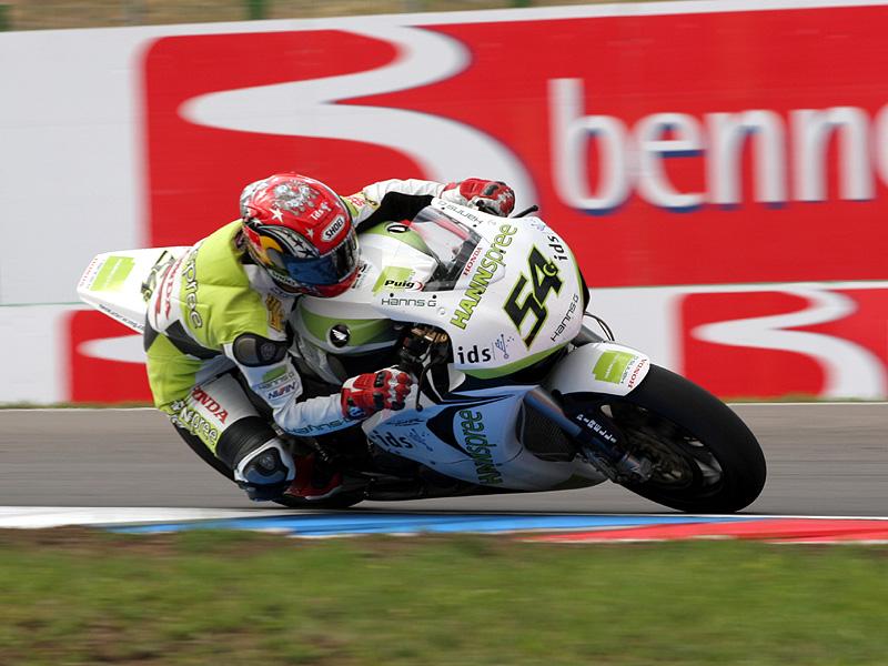 Víkend se Superbiky na brněnském okruhu (velká fotogalerie): - fotka 86