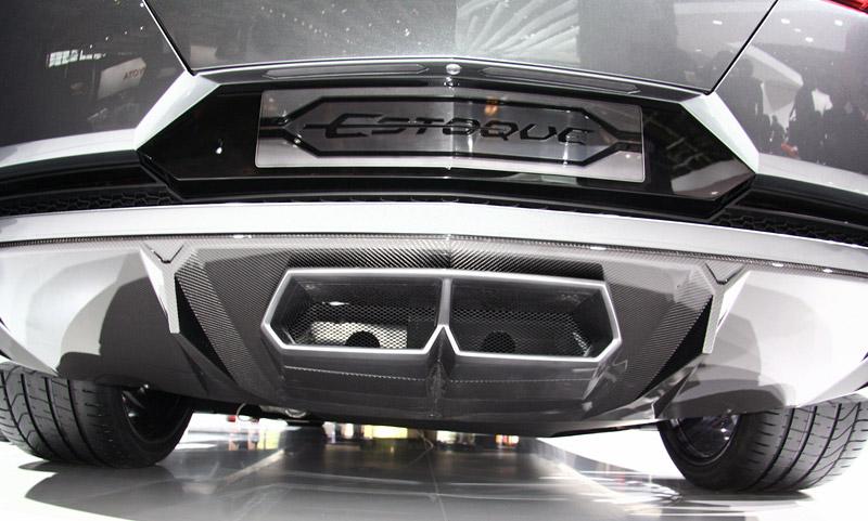 Lamborghini Estoque opět na pořadu dne?: - fotka 34