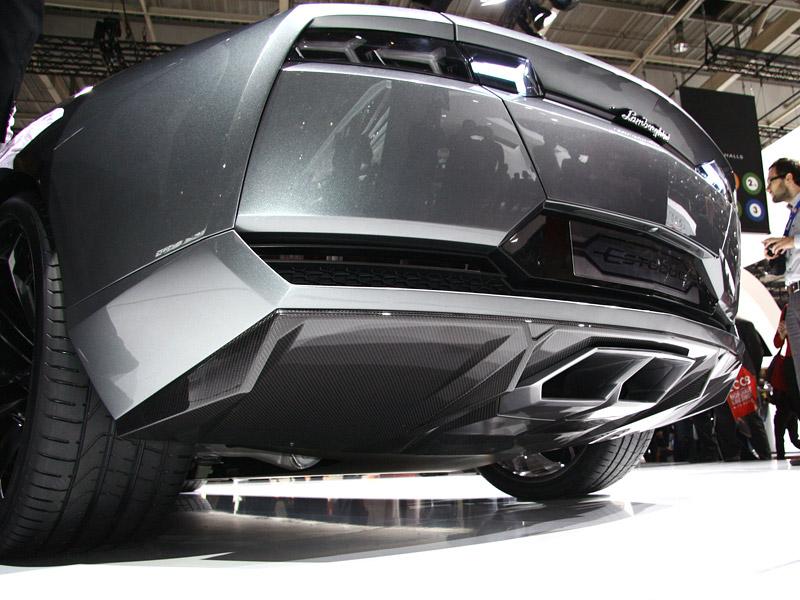 Lamborghini Estoque opět na pořadu dne?: - fotka 36